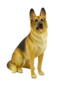- German Shepherd Dog Figurine