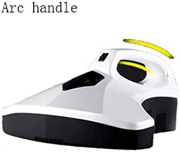 Limpiador de casa Aspiradora de mano Esterilización ultravioleta, succión doble y poderosa Elimina los ácaros Controlador de ácaros del polvo, ...