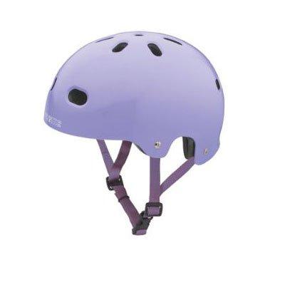 Pryme 8 V2 Helmet with Purple Straps, Lilac, ()