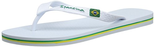 Uomo Ipanema Brasil Sandali bianco Ad Ct6txq