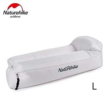 LINAE NH18S030-S - Saco de Dormir Inflable para sofá, Cama de Aire,
