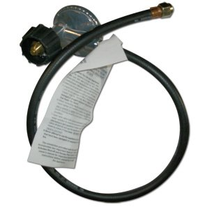 REGULATOR & HOSE for Uniflame Bbq Grill GBC873W-C, GBC873W, GBC940WIR, GBC940WIR-C, GBC976W, GBC956W1-C, GBC1076WE-C, BH12-101-001-02