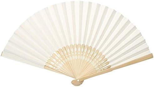Elegante Estilo conciso Estilo Chino Retro Vintage Plegable Bambú ...