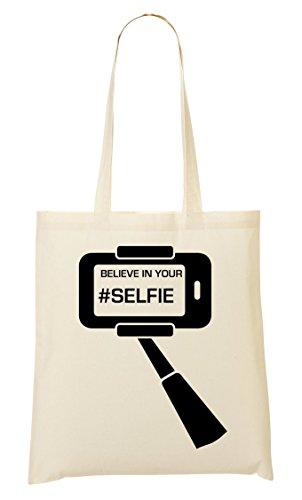 De De Mano Stick Compra Bolsa In Your La Bolso Selfie Believe 7FBX8qx