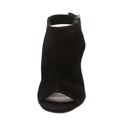 Tamaris1-1-28341-26-001 - Plataforma Mujer negro