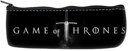 Juego de tronos personalizado pluma estuche bolsa: Amazon.es ...