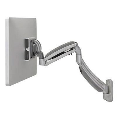 Chief K1 Wall Mount Single Display Stand 2l Arm Silver