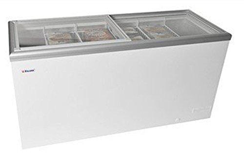 elcold csg74 supermercado pantalla congelador, 700 L: Amazon.es ...