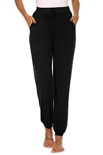 Ekouaer Comfy Sleepwear Pajama Pants for Women Lounge Jogger Pants Pjs ()