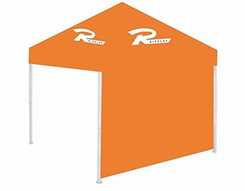 Rivalry Canopy Sidewall – Dark Orange