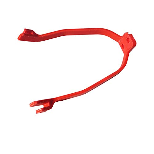 (Lnicesky,for Xiaomi Mijia M365 Mudguard Bracket Fender Support Scooter Modification Red)