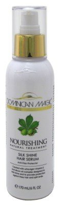 Dominican Magic Silk Shine Hair Serum, 6 Ounce