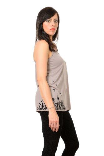 Camisa mujer Su suelta 3elfen de UnpvpC