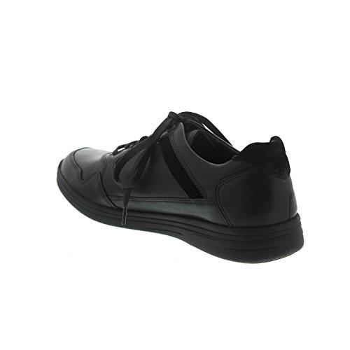 Nero F2404 Black Uomo Mephisto Felipe Sneaker qaWnPxwCgT