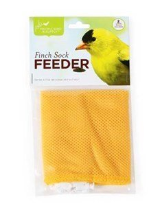 Yellow Nyjer Feeder - 3