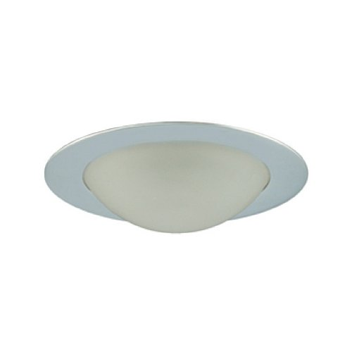 Jesco Lighting TM315CH Aperture Low Voltage Shower Trim with Frosted Dome Chrome Finish 3 in. B004YL6IS4 Diameter: 4-1/4