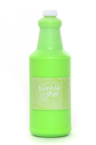 Sew Easy Industries Tumble-Dye Bottle, 1-Quart, Neon Green by Sew Easy Industries