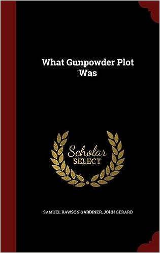 What Gunpowder Plot Was