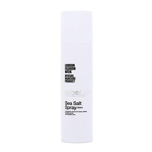 Toni & Guy Label.m Sea Salt Spray Unisex, 6.76 Ounce