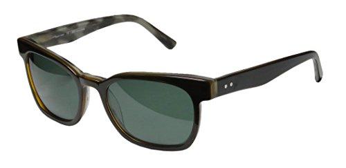 Ogi 8056 Mens/Womens Designer Full-rim Sunglasses/Sun Glasses (52-19-145, Brown / - Ogi Sunglasses