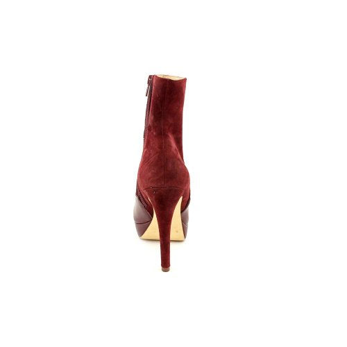 Inc Concepts Internationaux Femmes Morgan Daim En Cuir Cheville, Vin 6 M Us