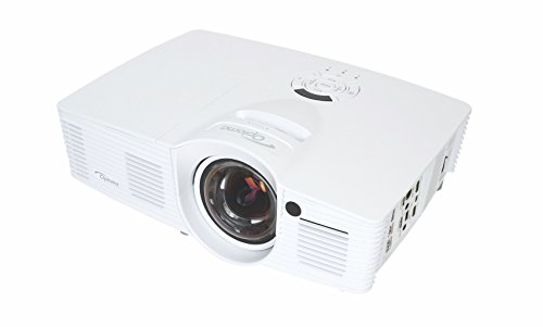 Optoma GT1080Darbee 1080p 2800 Lumens 3D DLP Short Throw Gaming Projector