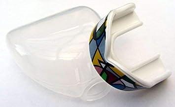 Gum Shield Mouth Guard MAZE Sensei J Signature Gum Shield Senior