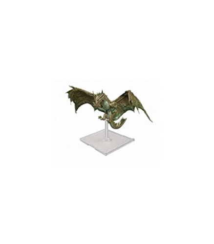 D&D Attack Wing: Wave Five - Young Bronze Dragon Expansion Pack by WizKids