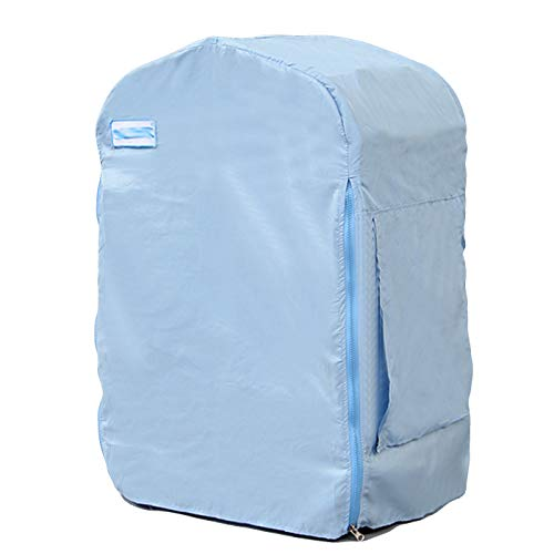 Alfie Pet – Pierre Bird Cage Cover – Color: LightBlue