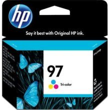 Inkjet Ctdg #97 Tri-Color Hi Cap Photosmart 8450 8150 DJ 6540 5740 by HP