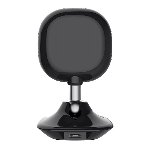 EZVIZ Mini Plus HD 1080p Wi-Fi Video Security Camera, Works with Alexa using IFTTT - Black
