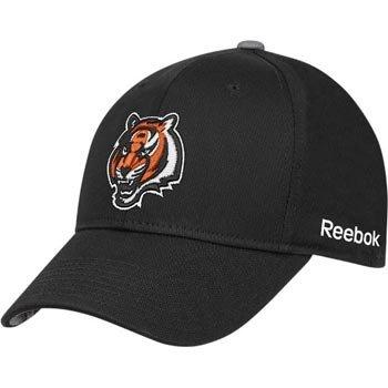 Reebok Cincinnati Bengals 2010 Men's Sideline Player 2Nd Season Hat Small/Medium