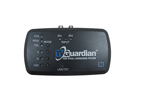 TV Guardian LT - Foul Language TV and DVD Profanity Filter