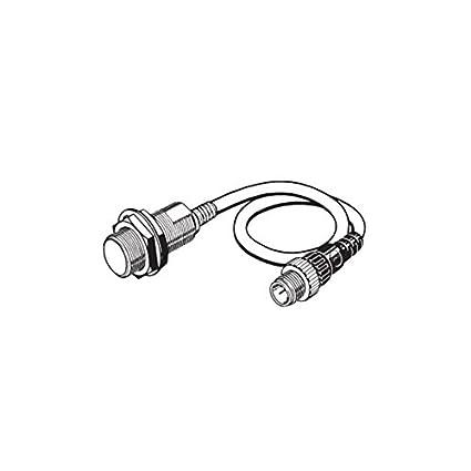 Omron E2e X7d1 M1j 0 3m Standard Proximity Sensor Shielded M18