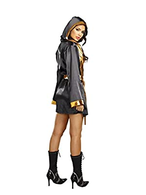 Dreamgirl Women's World Champion Costume