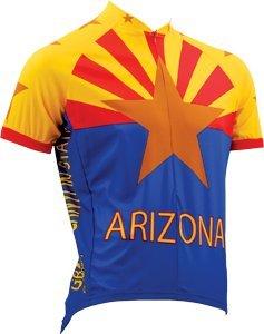 Arizona Bicycle Jersey X-large (Arizona Jersey Cycling)