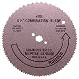 Crain Cutter 803 6-1/2-Inch 100 Tooth Wood Saw Blade with 5/8-Inch Arbor for 810 SuperSaw фото