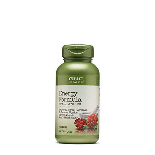 GNC Herbal Plus Energymula