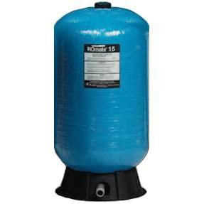 Pentek ROMATE-15 Structural Fiberglass Reverse Osmosis Storage Tank ()