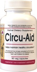 Травяные-Medi-Care Circu-Aid (обращения) 90 Вегетарианские Caps