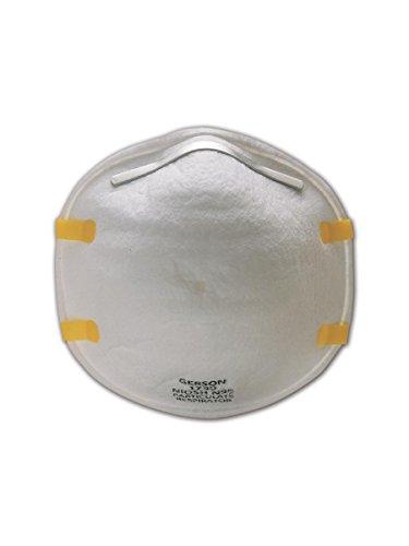 Gerson 1730N95 Fluid Resistant Respirator  (20 per Dispen...