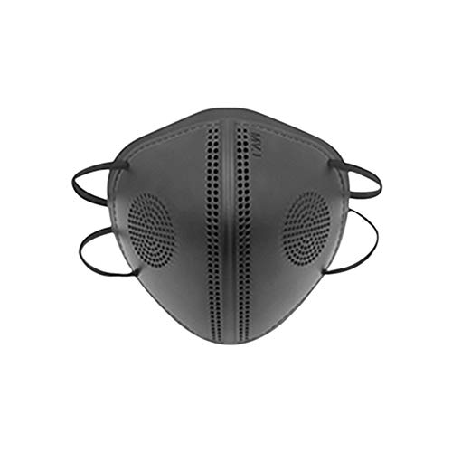 Magic V Line Reusable FaceMask protector, Fashion mask with Industrial features. Highlight the facial V line, Hard exterior for added protection. Made in KOREA(Black)…