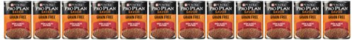 Nestle Purina Petcare 381727 12/13 oz Pro Plan Classic Beef/Pea Dog