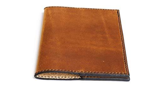 Leather Passport Holder, Horween Leather Passport Holder, Personalized Passport Holder, Passport cover, Passport case, Passport Sleeve