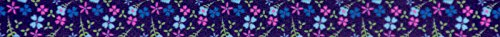 Country Brook Design | 1/2 Inch Blueberry Fields Photo Quality Polyester, 20 Yards ()