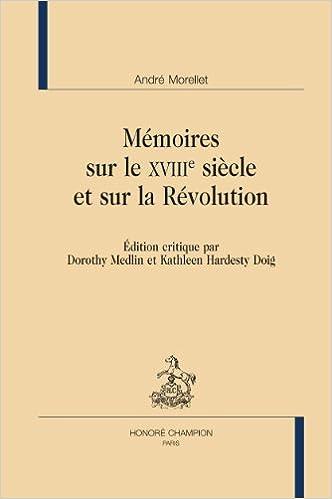 Est-ce légal de télécharger des ebooks Memoires Sur le XVIIIe Siecle et Sur la Revolution. ePub