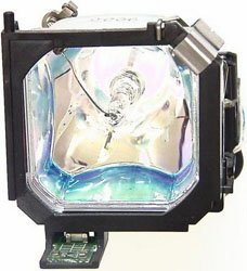 Replacement for EPSON ELPLP10S LAMP & HOUSING Projector TV Lamp Bulb