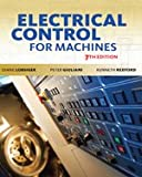 Electrical Control for Machines, Lobsiger, Diane, 1133693385