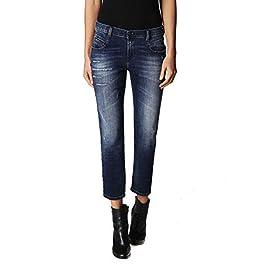 Diesel Belthy-Ankle 084GF Women Jeans Slim Straight