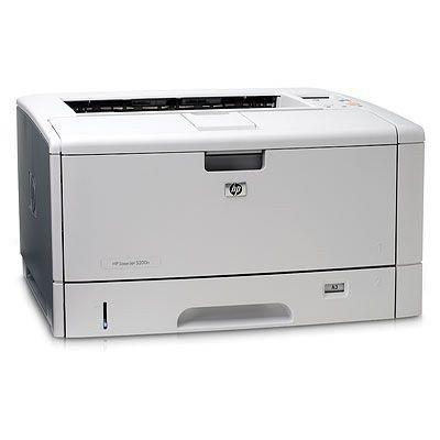 HP LaserJet 5200 refurbished laser printer Q7545A 5200N wide format, 11X17